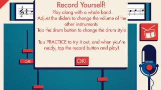 Record your playing and review it to improve and learn more.