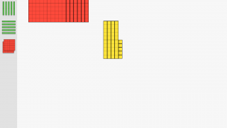 You can zoom out but still only move blocks around on a very small region of the screen.