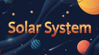 Arloon Solar System offers kids a 3D, interactive journey through space.