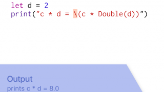 TapCoding requires you to actually type code.