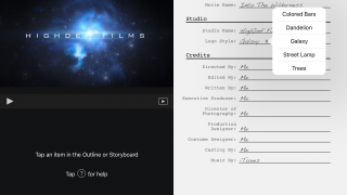 Create trailers from templates.
