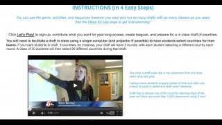 Detailed instructions for how to get started.