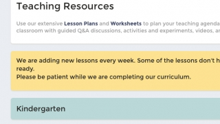 Koantum is very user-friendly, with an easy-to-navigate teacher dashboard.