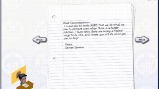 Letters from constituents put a human voice to legislative issues.