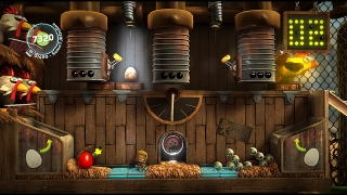Player created levels provide near endless variety and inspiration.