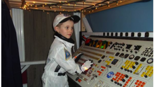 The Kids & Family blog features news and stories related to kids, science, and technology.