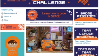 Challenges and missions provide opportunity for the entire community to earn badges.