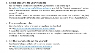 Managed accounts require individual usernames and passwords.