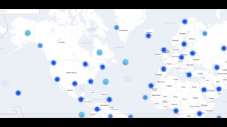 Use the world map feature to find tours all around the world.