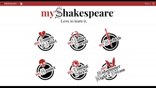 Th site features six widely-studied plays.