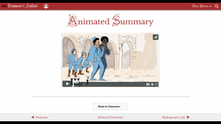 Animated summaries help make complex info relatable.