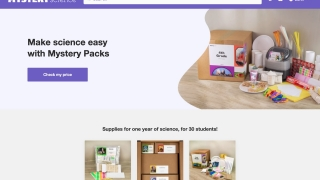 To make Mystery Science even easier, purchase Mystery Packs of supplies for the entire curriculum.