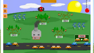 Games such as Offset make learning about climate change more fun.