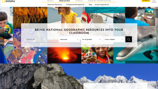 Search for resources by keyword, grade, subject, or material type.