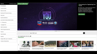 Browse and search a huge library of videos.