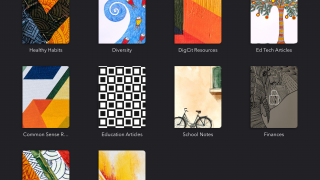 Differentiate your notebooks by choosing from pre-created covers, or design your own.