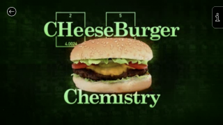 Check out video series like CHeeseBurger Chemistry.