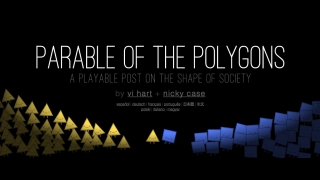 Parable of the Polygons is an interactive post about the impacts of bias.