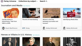 Browse topics by collection.