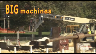A video and interactive activity help kids learn how machines work.