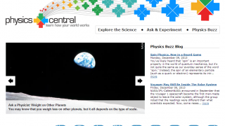 Explore physics ideas and follow updates in physics research.