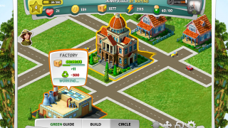 Example of the game in real time.