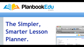 A tidy tool for teachers to organize their lessons.