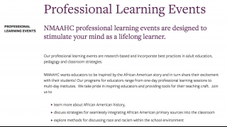 Professional development opportunities are available.