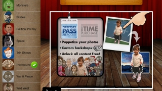 Add your own images for personalized fun.