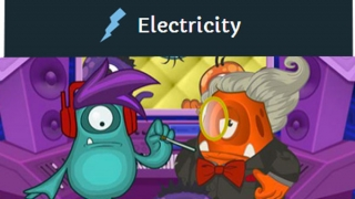 Use puzzles to learn about molecular alignment in electricity.