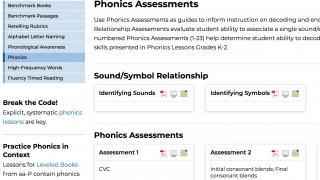 Printable assessment tools help teachers gauge what their students know.