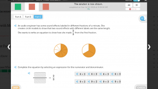 Redbird allows teachers to view how students answered, including multiple attempts.
