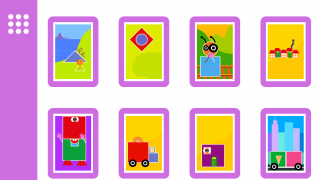 Fun accessories are earned for solving each puzzle, then can be used in Picture It for creative play.