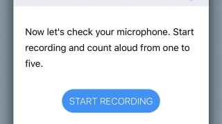 Test your audio systems to ensure adequate feedback.