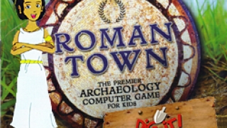 Roman Town is part mystery and part sim game.