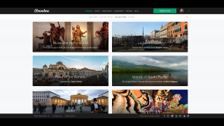 Explore theme collections of tours.