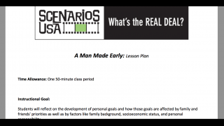 Some film clips also come with a free lesson plan.