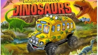 Take a prehistoric adventure with the Magic School Bus friends.
