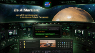 "NASA's ""Be a Martian"" project is one of the site's picks for HS classrooms."