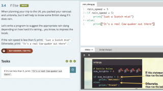 Real-time coding practice is extremely effective at teaching fundamentals.