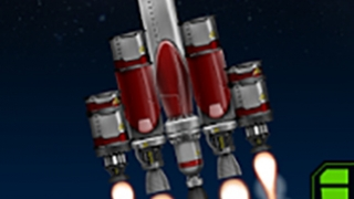 Rockets can be simple or complex like this one with multiple engines.