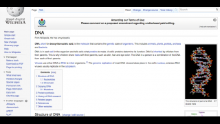 An example article shows the simplified language.