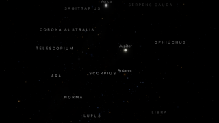 Kids can dim star brightness to better reflect what they're seeing in their local sky.