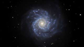 The SUPERMASSIVE subscription gives cinematic tours, including of the Messier objects.