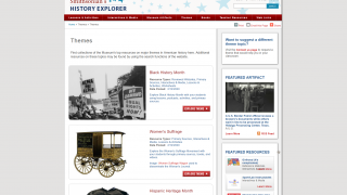 Themed resources have been grouped together for ease of discovery.