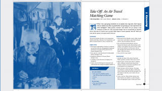 PDFs of teacher guides and activity instructions bring learning into the classroom.