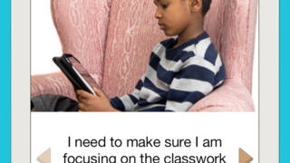 Photos can help students connect the stories to everyday experiences.