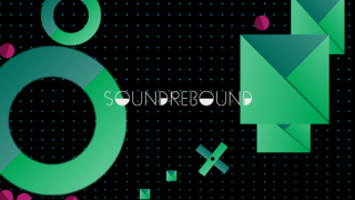Sound Rebound allows for open-ended play with sound and color.