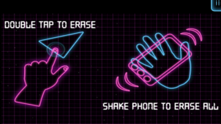 Basic graphical gameplay instructions.