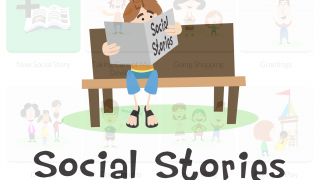 Create social stories for students.